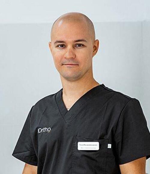 Пасов Максим Дмитриевич Врач-стоматолог ортопед, хирург