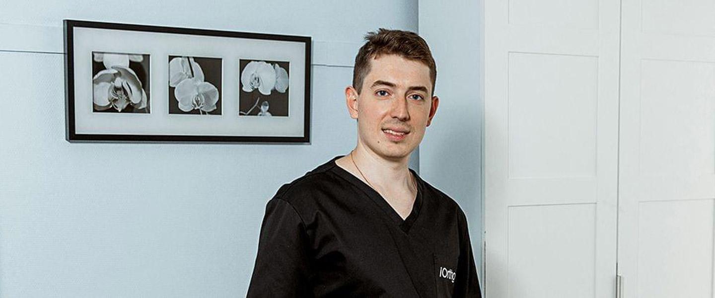 Рытов Станислав Романович Врач-стоматолог хирург