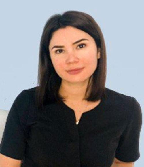 Самсонова Евгения Олеговна Врач-стоматолог терапевт